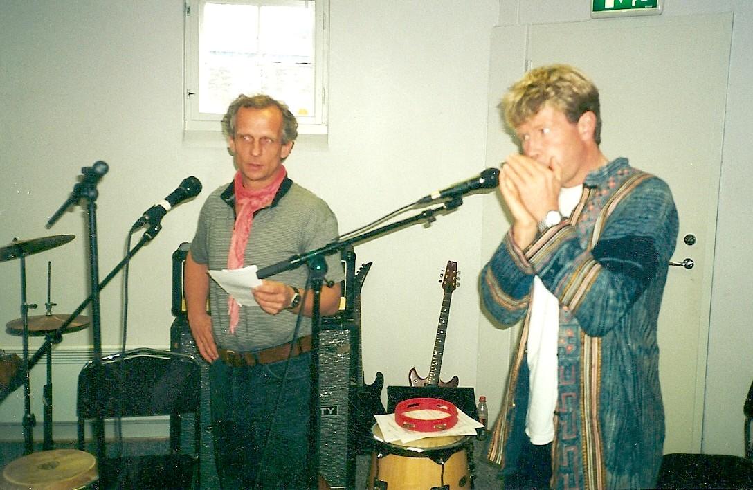 Odd og Kim Keep Coming Back Band 1999