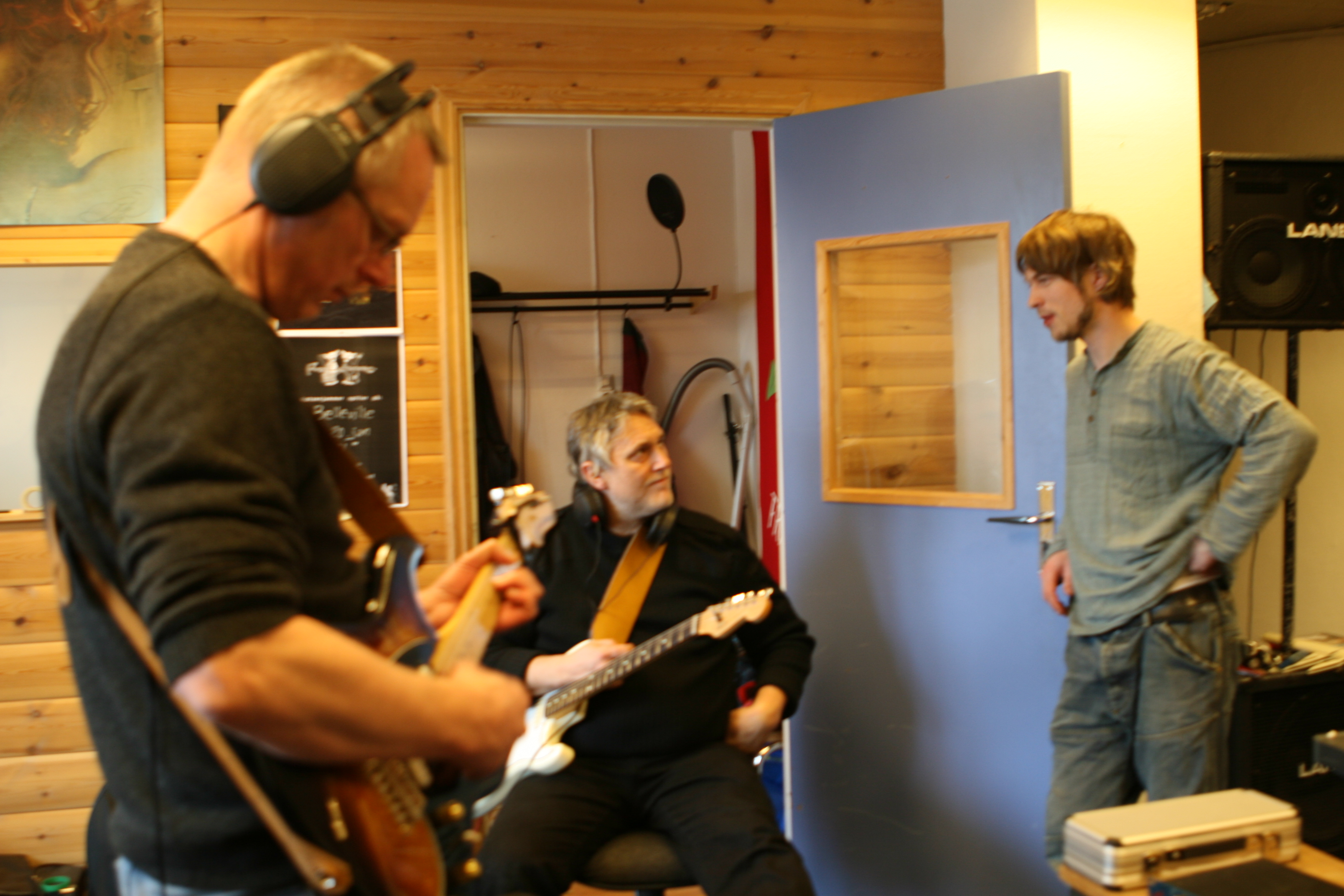 Sigmund, Dag og Johan