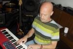 Jan med nytt keyboard