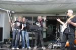 Rita, Adellheid, Bente og Dag
