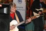 Dag og Sigmund på Na-fest på Brobekk februar 2010