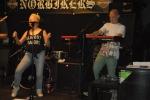 Øving med Bursdagsbandet: Monica og Jan