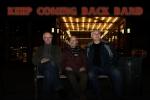Keep Coming Back Band Postkort