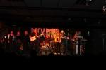 Hele bandet på Kampen Scene 24/4 2009
