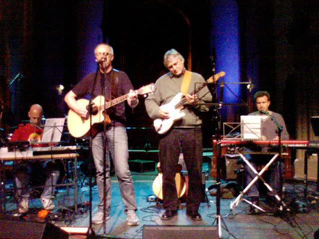 Konsert i Kulturkirken Jacob på Kaleidoskop 2007