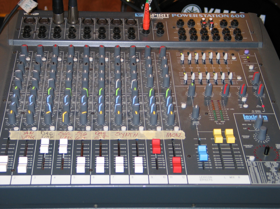 Soundcraft mikser
