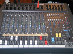 Soundcraft mikser